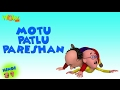 Motu Patlu Pareshan - Motu Patlu in Hindi - 3D Animation Cartoon for Kids