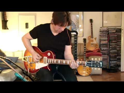 2012 Gibson Les Paul Custom Shop CC-3  -
