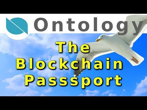 ONTOLOGY (ONT) Explained Simply: The Blockchain passport?