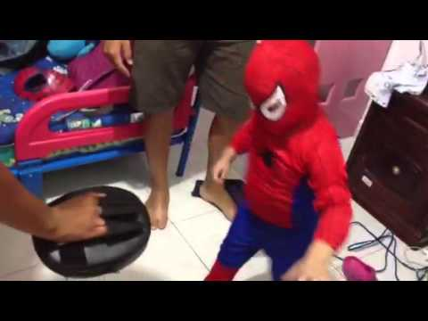 Emmek Spiderman