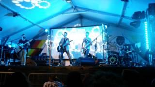 The Sun - La Strada del Sole Live @Varese 04/07/15