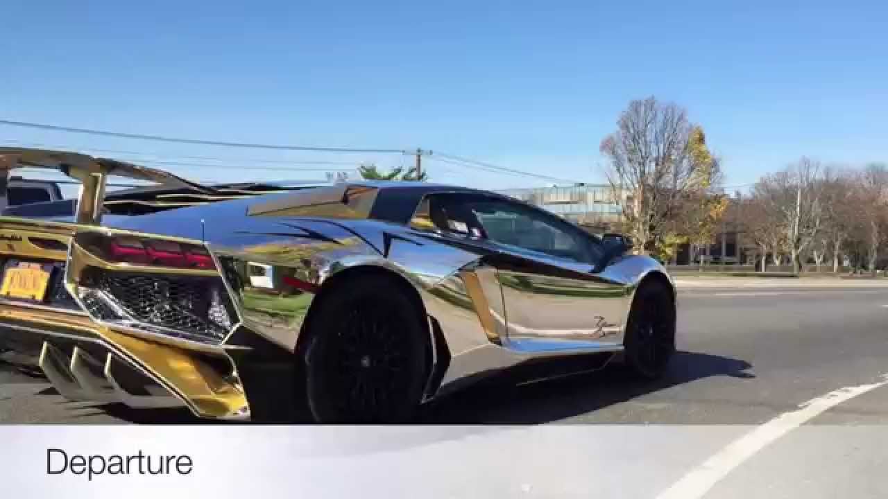 The Most Recognized Lamborghini In The World Youtube