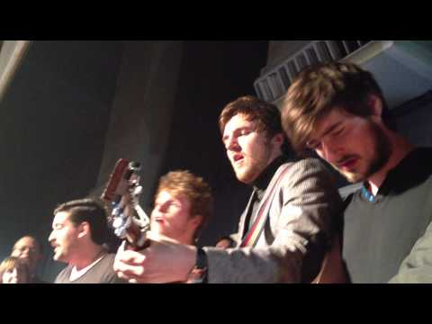 Kodaline live acoustic version of the disclosure hit latch
