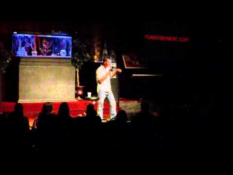 Nathan Massey Stand Up Comedy