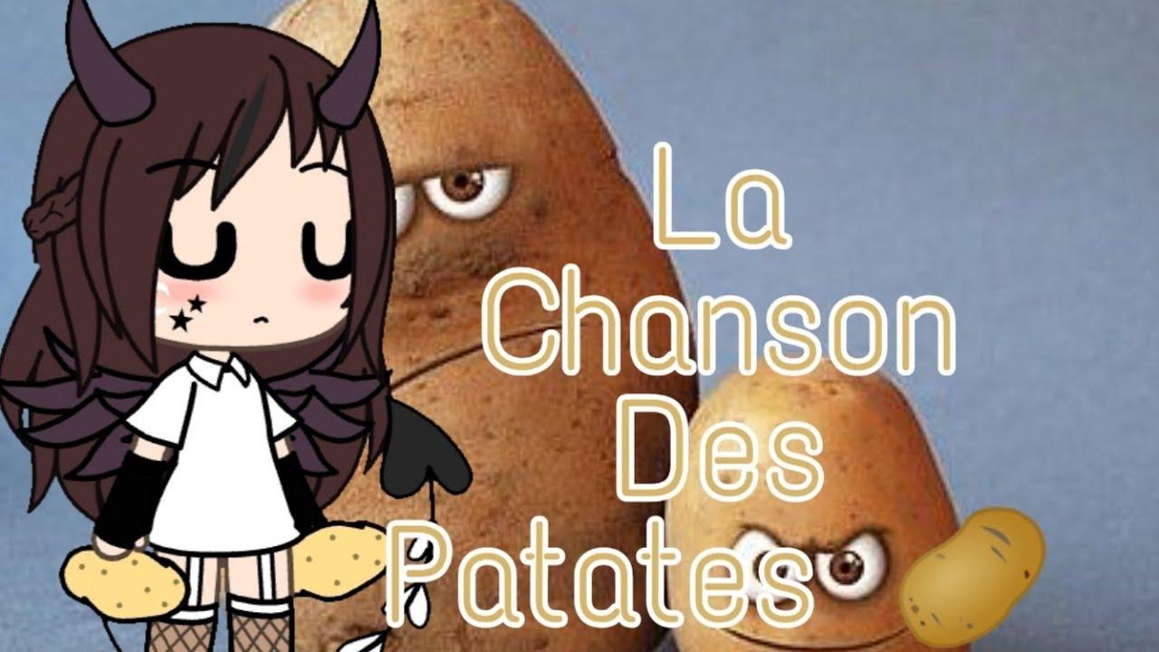La chanson des patates 🥔❤️