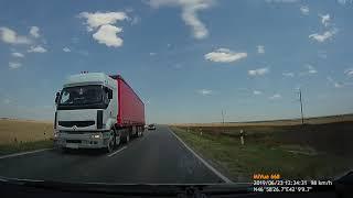 Сальск - Волгодонск - Волгоград. 2 серия. Орловский - Волгодонск. Трасса Р-219