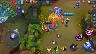 Mobile Legends Android Game Play #87 Nana - BiTaNo [Games Online]