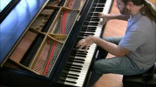 Prokofiev: Suggestion Diabolique, op. 4 no. 4 | Cory Hall, pianist-composer