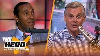 T.J. Houshmandzadeh discusses Antonio Brown