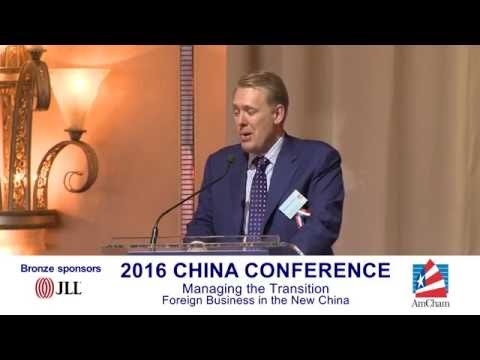 China Conference 2016 - Opening Remarks & Keynote Addresss