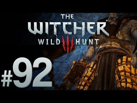 Witcher 3: Wild Hunt - Back to Sack the Crach - PART #92