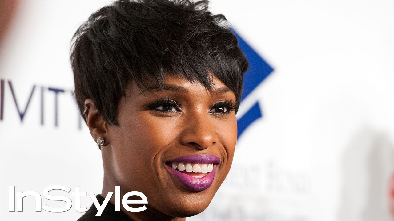 How To Get Jennifer Hudson S Pixie Crop Without Cutting Your Hair Instyle Youtube