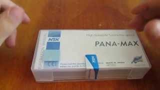Cтоматологический кнопочный турбинный наконечник NSK Pana Max(, 2015-10-02T10:52:02.000Z)