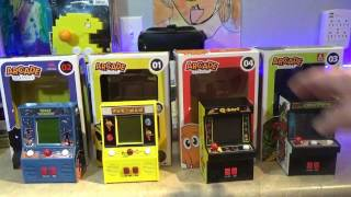 My New Arcade Collection... Did I mention MINI