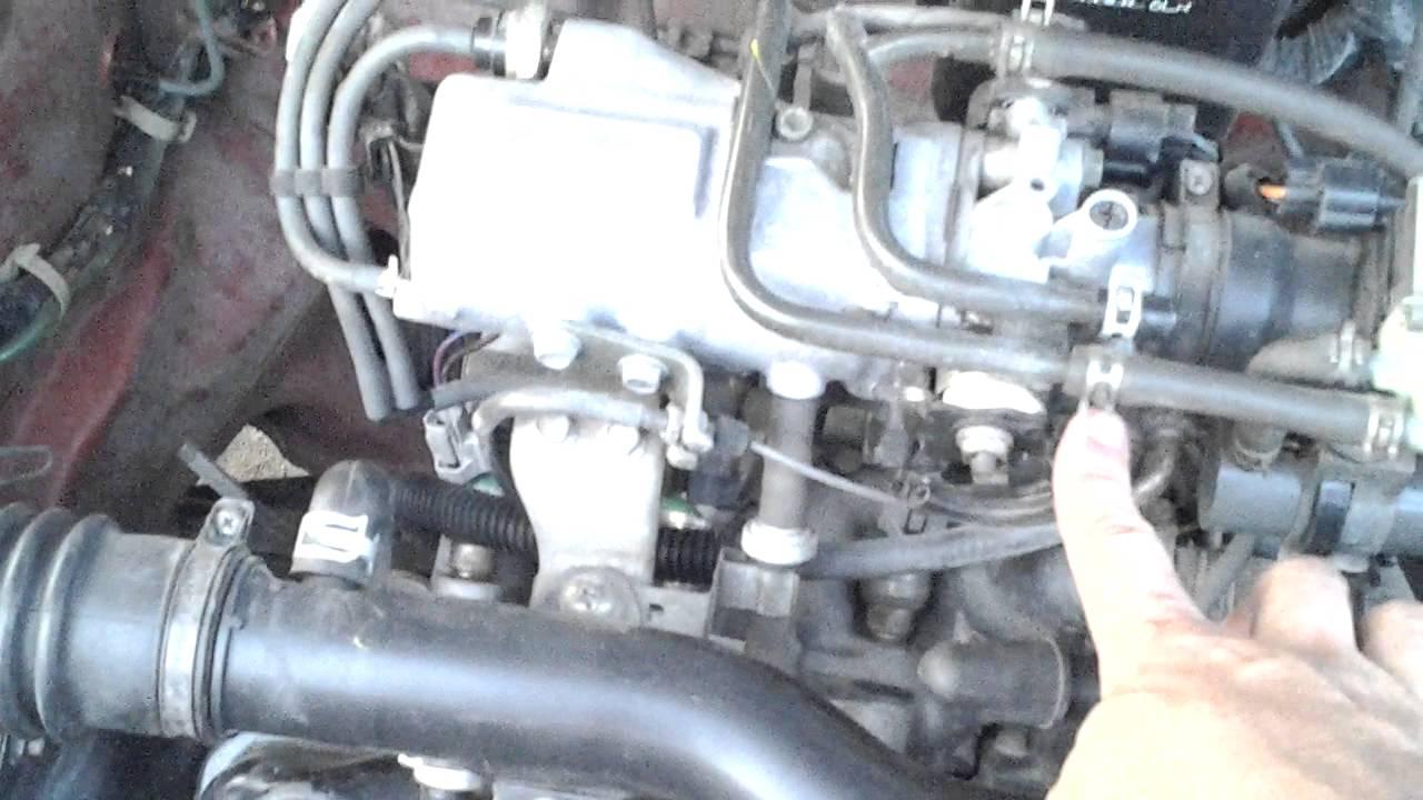 Motor Suzuki Maruti 800cc