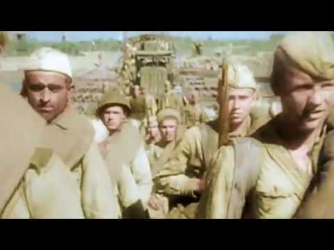 Курская дуга 1943 | WW2 Footage Battle of Kursk 1943
