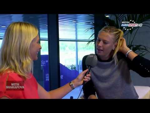 Maria Sharapova about Roland Garros 2013