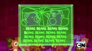 Adventure Time: The Party Bears Song