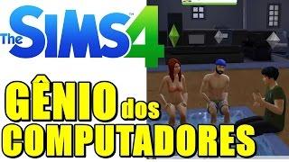 The Sims 4 (Parte 28) - Nosso Filho Será O Futuro Steve Jobs