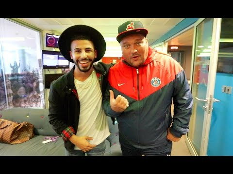 ADAM SALEH'S EXCLUSIVE INTERVIEW ON BBC RADIO 1 XTRA!! *Charlie Sloth*