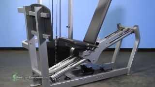 Life Fitness Pro 2 Seated Leg Press