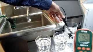 Ozonated Water Benefits Waste Water Dissolved Ozone Oxygenates Water