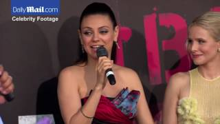 Download Bad Moms premiere brings out Mila Kunis, Kendra Wilkinson MP3 song and Music Video