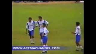 DERBY RUSUH AREMA VS PERSEMA DI STADION GAJAYANA MALANG #8