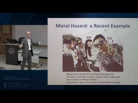 Business School and IAS Nobel Prize Popular Science Lecture: Prof Xiaojian Zhao (30 Nov 2016)