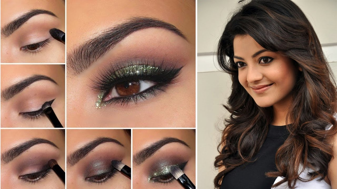 Indian Party Makeup Hairstyle Step By Step Amazing Hairstyle