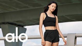 Get The Runner's High | Stride Short + Running Jacket