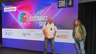 Wycieczka po Electronics Show 2019