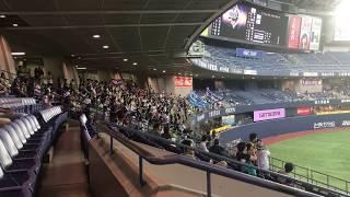 2017年5月31日、京セラドームで行われたオリックスバファローズ-ヤクル...