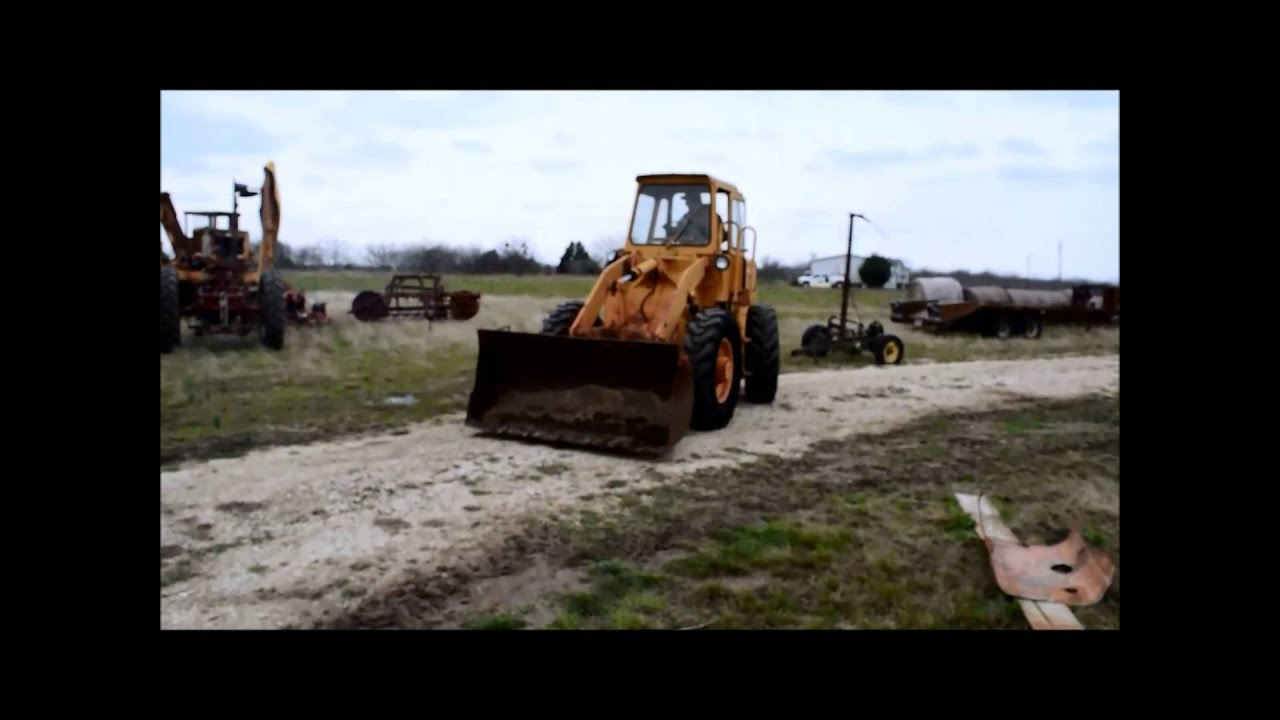 Hough H30 wheel loader for sale | sold at auction March 26, 2015