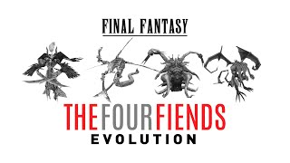 """The Complete Evolution of The """"Four Fiends"""" Part 2 (Final Fantasy VII - XV + Spinoffs!)"""