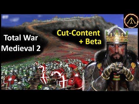 Cut-Content Medieval 2 Total War  