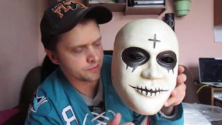 Коллекционная маска. Из фильма Судная ночь -2 (Крест)