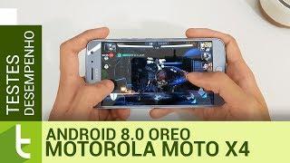 Desempenho do Moto X4 com Android 8.0 Oreo | Teste de velocidade oficial do TudoCelular