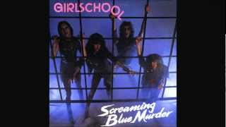 Watch Girlschool Screaming Blue Murder video