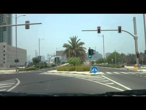 Reem island in Abu Dhabi