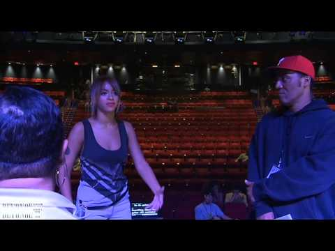Beyoncé  _What Happens In Vegas..._ - Behind The Scenes Of I Am...Yours 720p HD) - YouTube