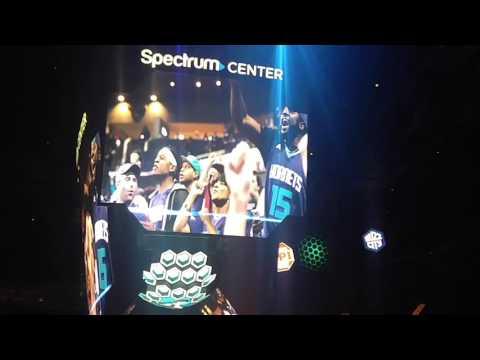 2016 Charlotte Hornets Early Season Intro Video