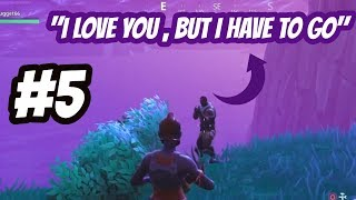 Saddest Moments in Fortnite #5 (TRY NOT TO CRY)