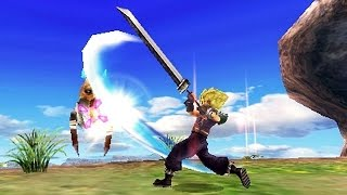 FINAL FANTASY EXPLORERS Gameplay Trailer (2016)