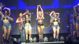 Britney Spears - Clumsy + Change Your Mind (No Seas Cortes) - LIVE in Mönchengladbach 13.08.2018