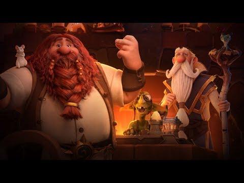 ハースストーン短編アニメーション: 「炉端においでよ」