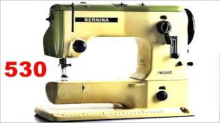 Bernina 530  Record