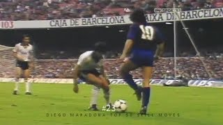 Cover images Diego Maradona Top 50 Amazing Skill Moves Ever | Is this guy the best in history? D10S