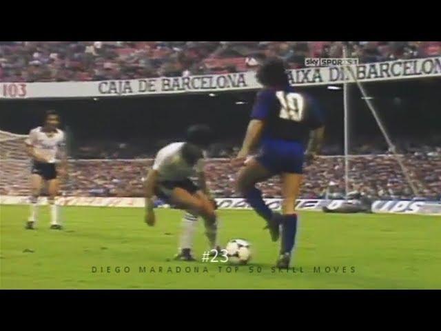 Video  Las 50 mejores jugadas de Diego Armando Maradona en su cumpleaños  número 58 - AlAireLibre.cl 215affae62d92