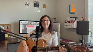 In the Mountains - Sarah Siskand Cover by Lindsay Brazell